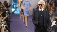 Lagerfeld: Obesity more dangerous than being underweight