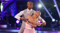 Salmon set for Bond routine on 'Strictly'