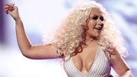 Aguilera critical of Cowell's TV shows