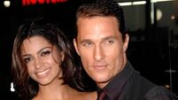 Alves says 'something changed' after she wed long-time love McConaughey