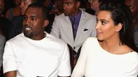 Kanye announces Kim pregnancy at gig