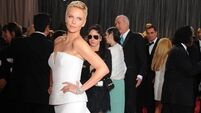 Theron was 'tricked' into Oscars dance routine
