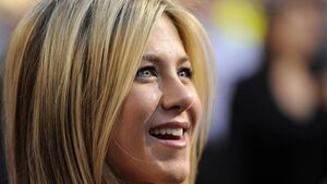 Another rom com for Aniston…This one's about five-sided boxes