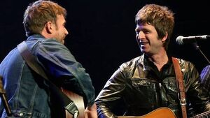 Liam Gallagher hits out at Noel's duet for cancer charity