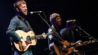 Gallagher and Albarn performance like 'Lennon playing with Clapton'