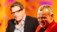 Graham Norton hopes to set TV chat show record