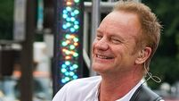 Sting tickets on sale this Thursday for Cork gig