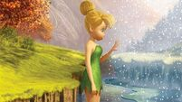 Little fairydust in 'Tinker Bell and The Secret Of The Wings'