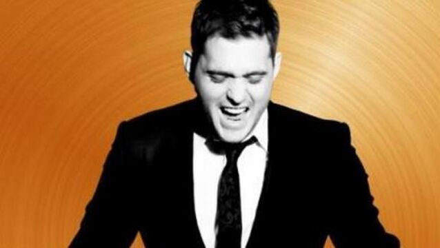 Michael Bublé to be a dad