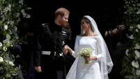 Saying yes to the dress: Behind the scenes at the royal wedding