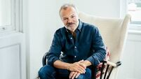 Graham Norton: 'If it was hard work I couldn't do it'