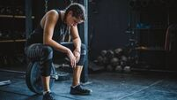 Pain barrier: Dangers of over exercising in the gym