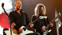 Metallica announces first Irish show in a decade