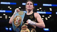 Katie Taylor v Victoria Bustos - WBA and IBF World Lightweight Unification Bout