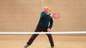 Move it: Why pickleball is the new kid on the block for older generation