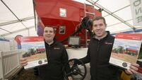 Double success for Agri-Spread at Ploughing Championships