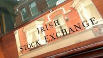 Irish shares maintain growth path