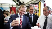 Kenny: Vote will help get better debt deal