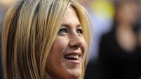 Aniston first of 'Friends' to get Hollywood star