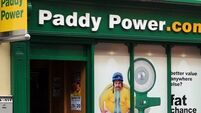 Paddy Power revenue up 28%