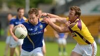Wexford last the pace in marathon