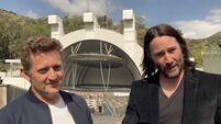 Keanu Reeves and Alex Winter reunite for third Bill & Ted film