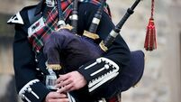 Cormac MacConnell: The bagpipes 60 years ago still hurt my ears