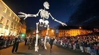 Spraoi street arts festival brings €3m economic boost to city