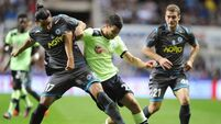 Vuckic gets job done on nervy night for Newcastle
