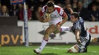 Seven-try Ulster turn on the power in Cardiff