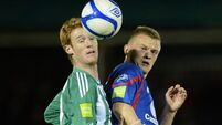 Cretaro out of luck as gutsy Bray earn point
