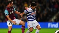 Happy Hammers pile pressure on winless Hoops