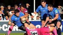 Leinster ride luck to steal Chiefs' scalp