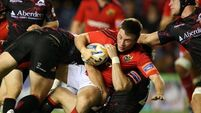 Munster take first big steps for  Penney