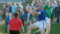 Breen goals do the trick for St Kieran's