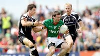 Holders Mayo dig in to get job done