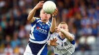 Reward for McNulty as Laois work it out