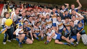 Captain McGinley ecstatic as Errigal lift title after six-year gap