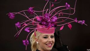 Fashionistas play the field in Kildare