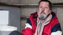 Homeless man, 58, lives in town's public toilet