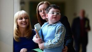 Parents appeal for help to build respite centre in honour of Liam, 4