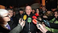 Brady under fire ahead of papal conclave