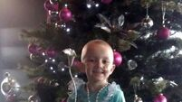 Lily-Mae returns to  hospital for vital chemo