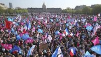Gay Paris as same-sex bill sparks protests