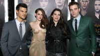 'Breaking Dawn' stars put on united front for final film premiere