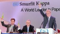 Smurfit Kappa shareholders set for 'sustained progressive dividends'