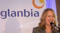 Glanbia's Talbot first woman to take helm at a major Irish food company