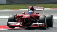 Alonso reigns in Spain again