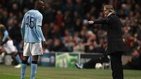 Mancini determined to hang onto Balotelli