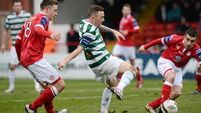 Shelbourne off mark as Rovers draw blank again